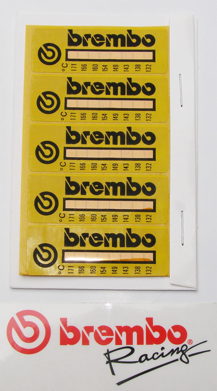 Brembo Thermotape kit for brake calipers