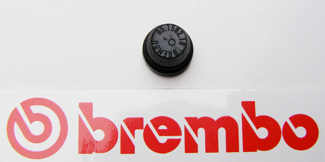Brembo Dust Cover for bleeding screw