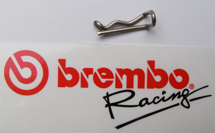 Brembo Retaining Pin for Racing Calipers