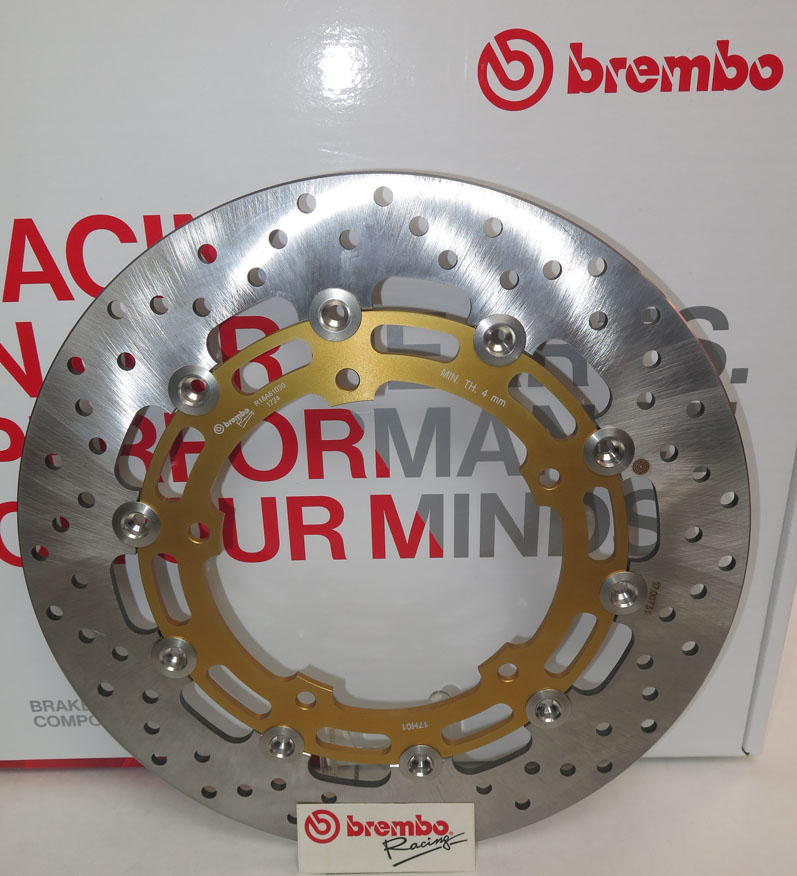 Brembo Brake Disc Racing SSP 300 for Yamaha R3, 08A64230