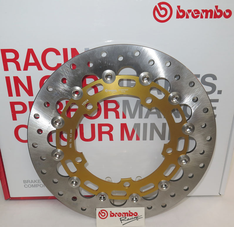 Brembo Brake Disc Race SSP300 for Kawasaki Ninja 400, 08A64234