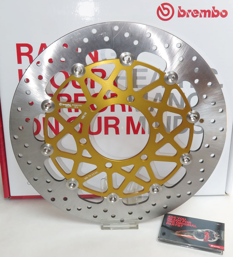 Brembo Brake Disc Racing SSP 300 for KTM 390RC, 08A64232