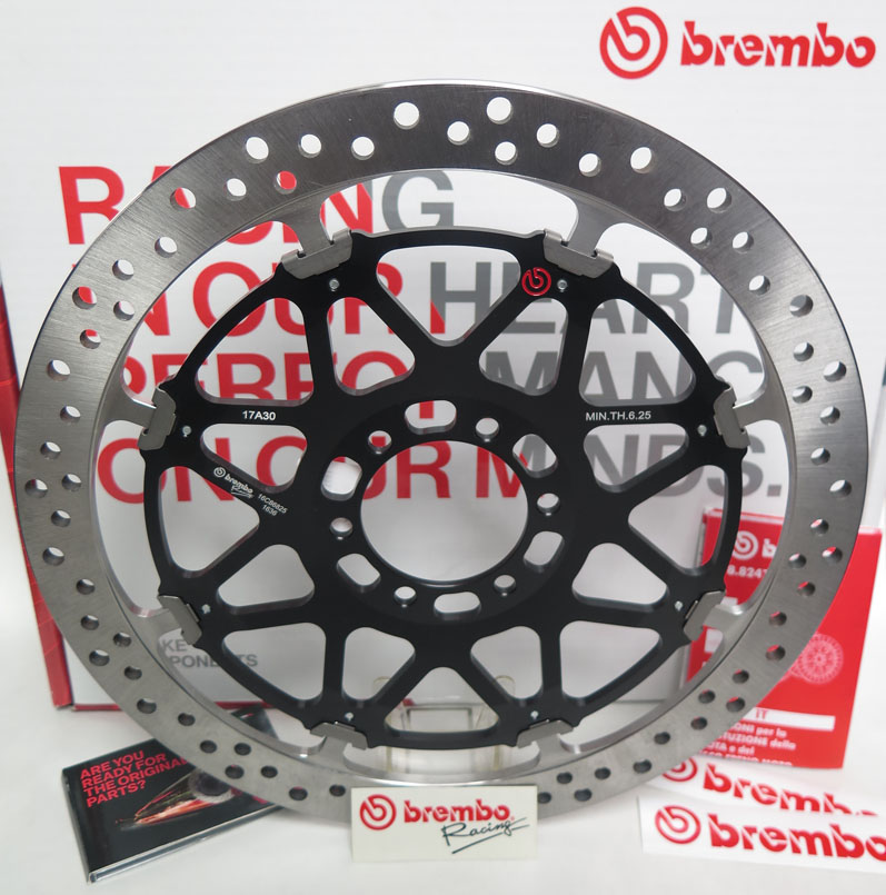 Brembo Racing Brake Disc T-Drive for Aprilia / Ducati 08C86925