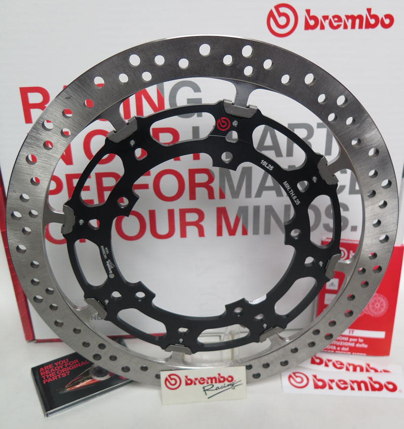 Brembo Racing Brake Disc T-Drive for Yamaha 08C86948