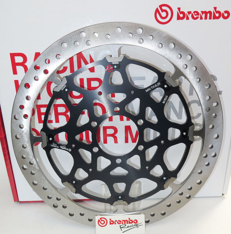 Brembo Racing Brake Disc T-Drive for BMW 08C86953