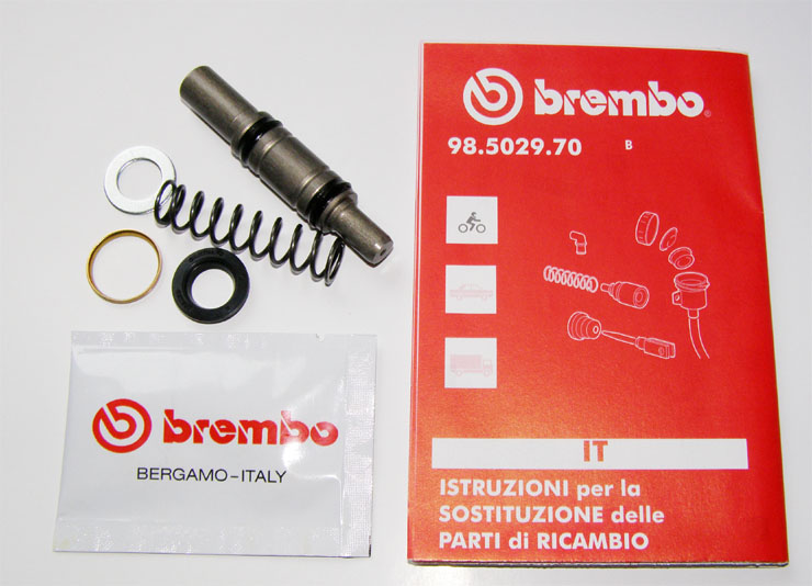 Brembo Seal Kit, PS 12 for Master Cylinder
