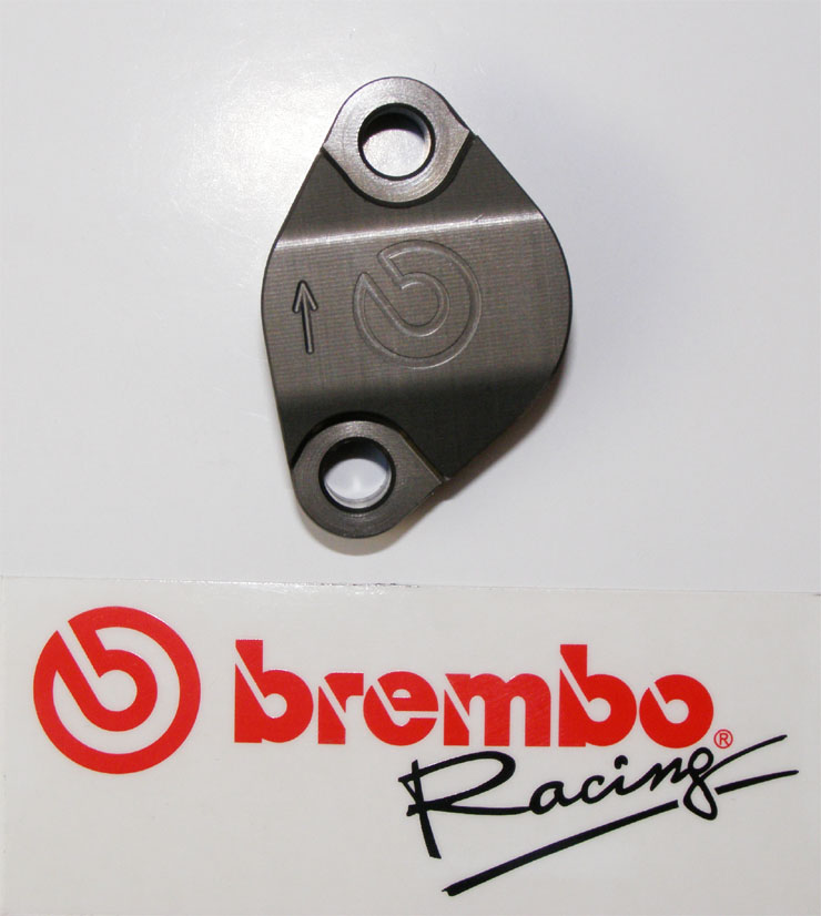 Brembo clutch clamp, CNC for PR 19/16 CNC