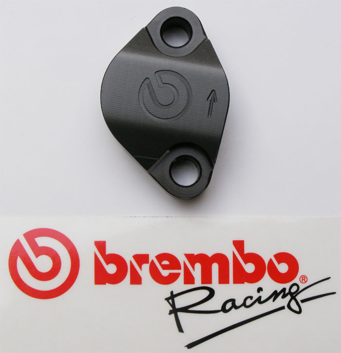 Brembo brake clamp, CNC for PR 19/16 CNC