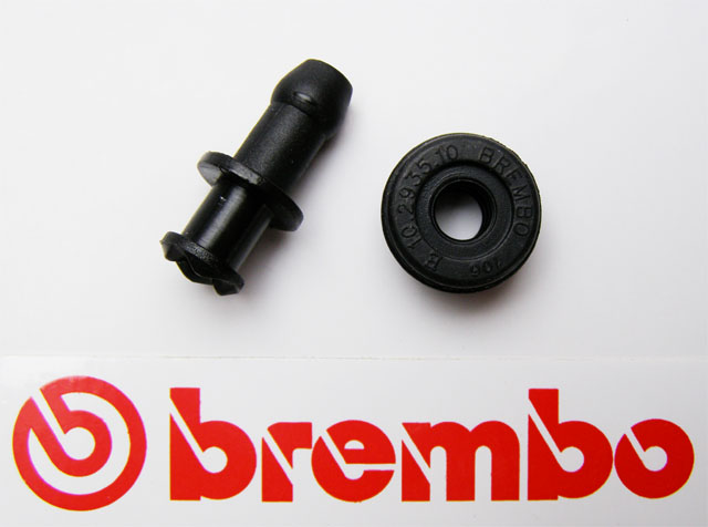 Brembo Adapter 0° for master cylinder, rear and front