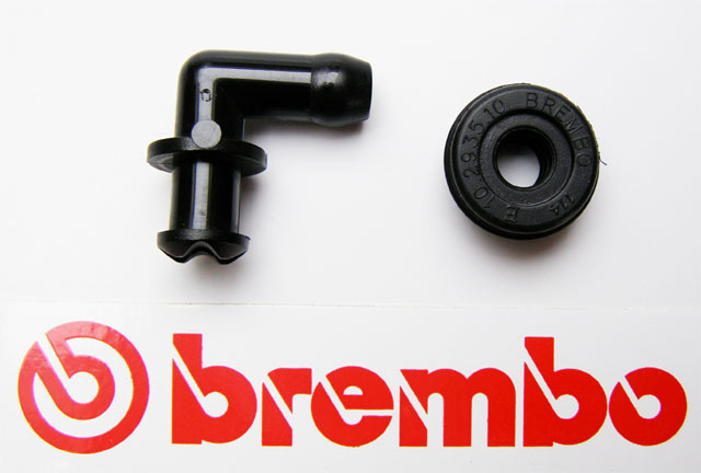 Brembo Adapter 90° for master cylinder, rear and front