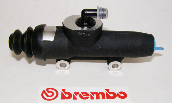 10344810S Brembo rear master cylinder PS 16, black