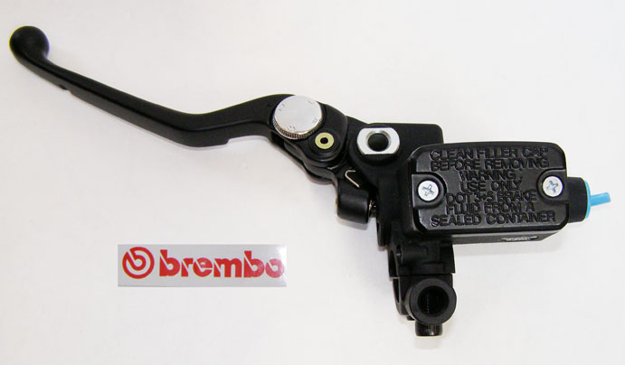 10467014B Brembo clutch master cylinder PS 13, black