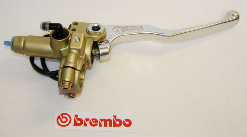 10505312 Brembo brake master cylinder PS 16, gold