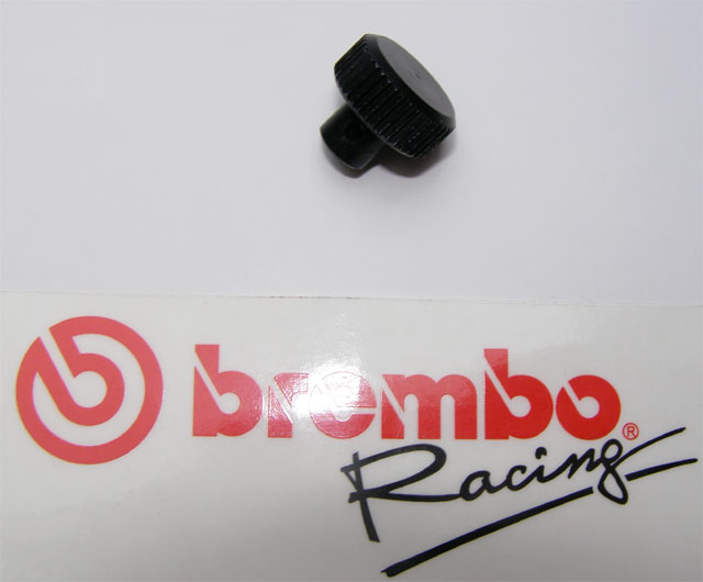 Brembo lever adjustment knob for PR 19/16