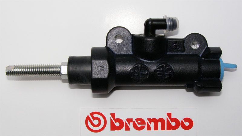 10555610 Brembo rear master cylinder PS 12.7E, black