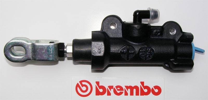 10555620 brembo fu bremspumpe ps 12 7e schwarz. Black Bedroom Furniture Sets. Home Design Ideas