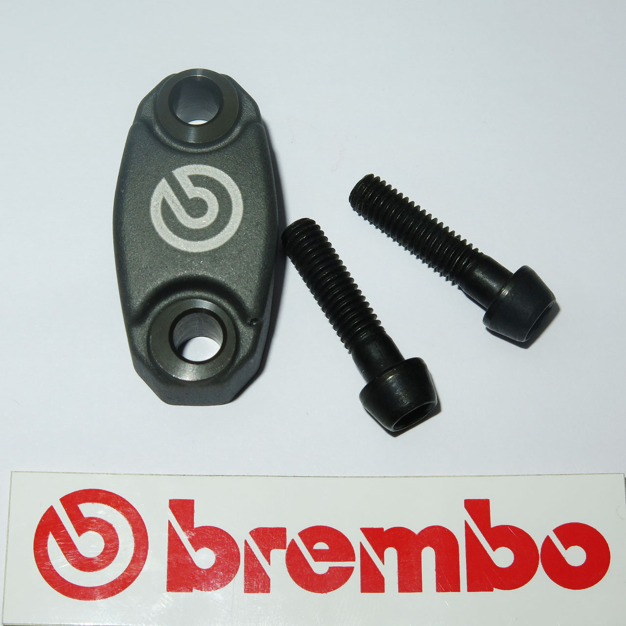 Brembo clamp, standard for 19/17 RCS Corsa Corta