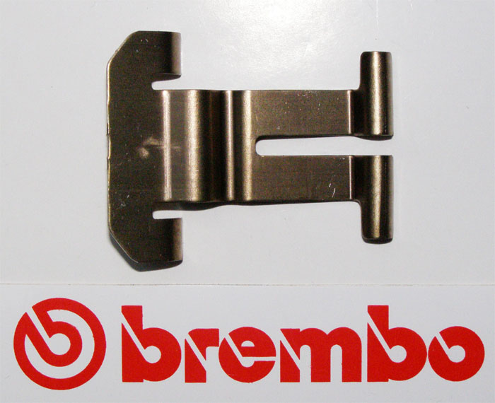 Brembo Brake Pad Spring for M4 Mono, GP4 RX
