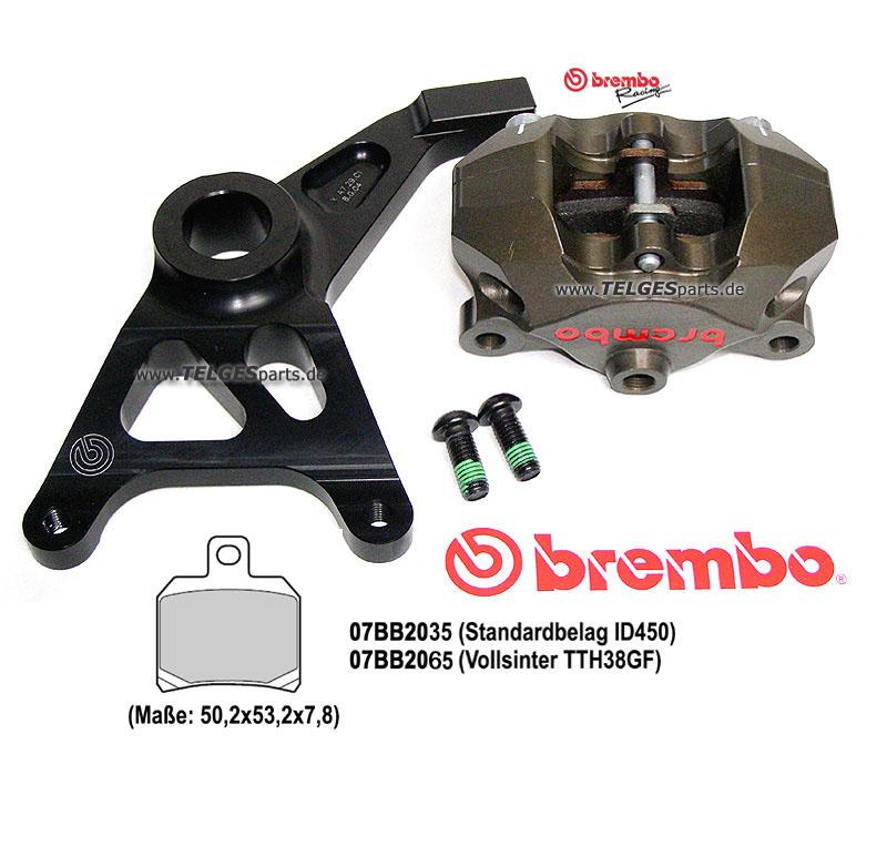 bremszange brembo p2 34 cnc hinten suzuki gsxr 1000 07 08. Black Bedroom Furniture Sets. Home Design Ideas