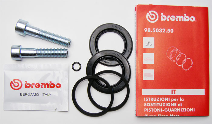 Brembo Seal Kit  for Brembo calipers 08