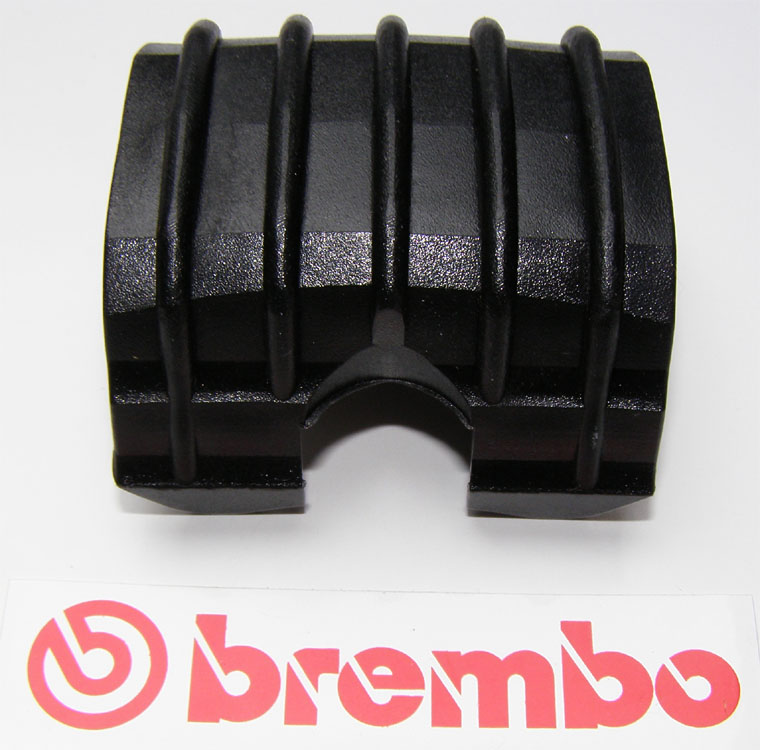 Brembo pads cover plate  for Brembo calipers 08 with 2 bleeding