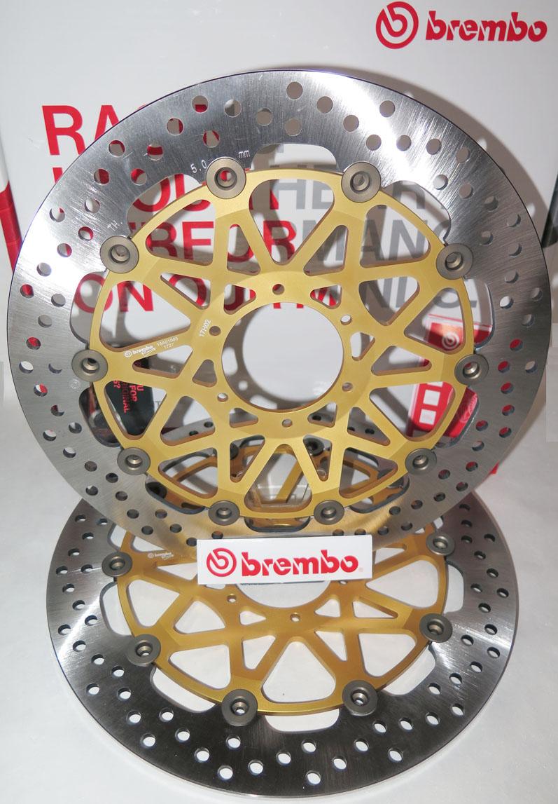 brembo high performance bremsscheiben kit 208973765. Black Bedroom Furniture Sets. Home Design Ideas