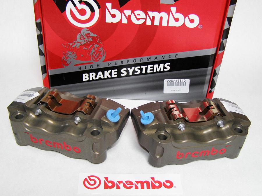 Brembo Bremsbelag Satz BMW R 100 RS 247 81-83
