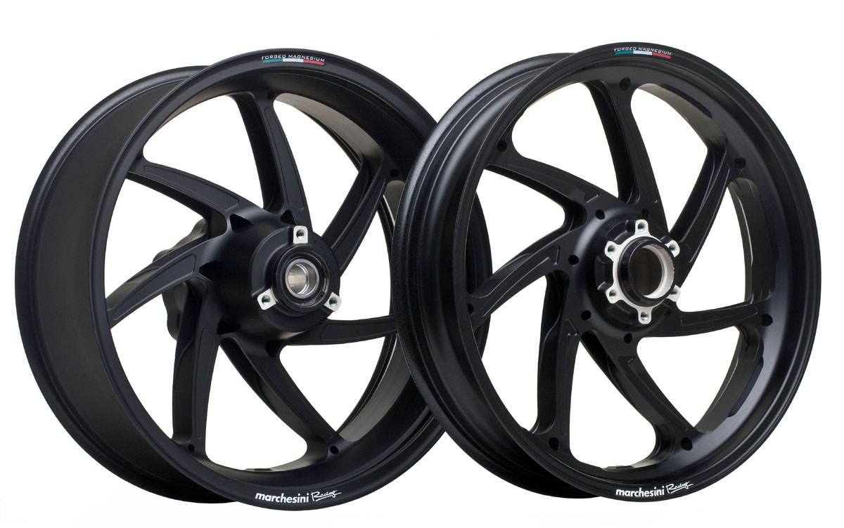Marchesini Forged Magnesium 7-Spoke