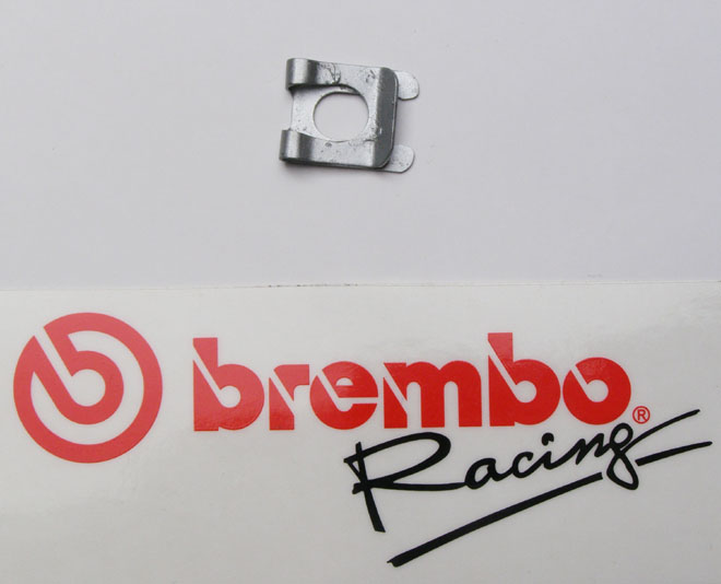 Brembo lever pin retaining clip for PR 19/16