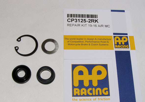 AP Racing Master Cylinder - seal kit for CP3125