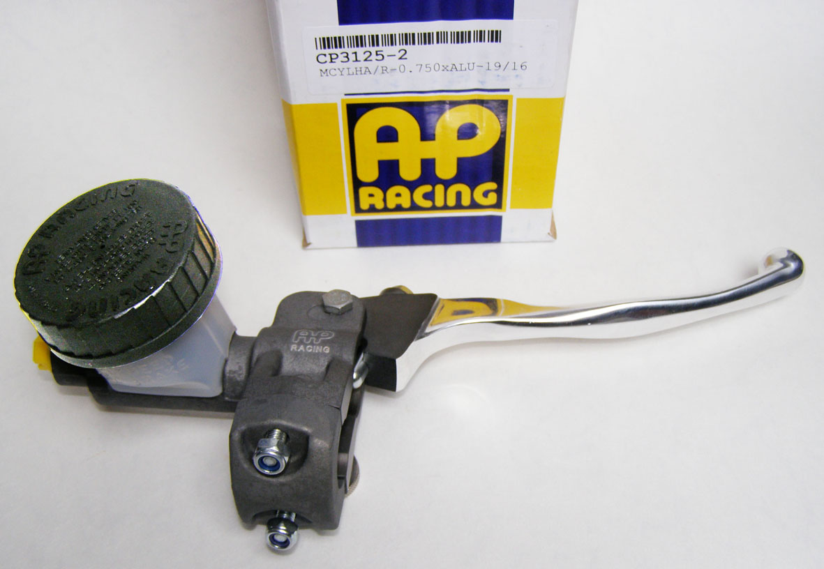 CP3125-2 AP Racing brake master cylinder 16- 19, grey