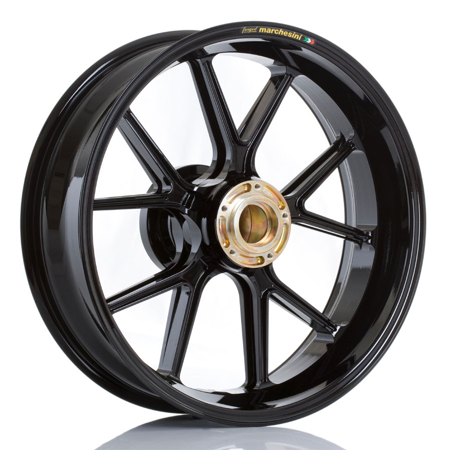 "Magnesium Forged 17 inch, ""M10RS-Corse"", REAR"