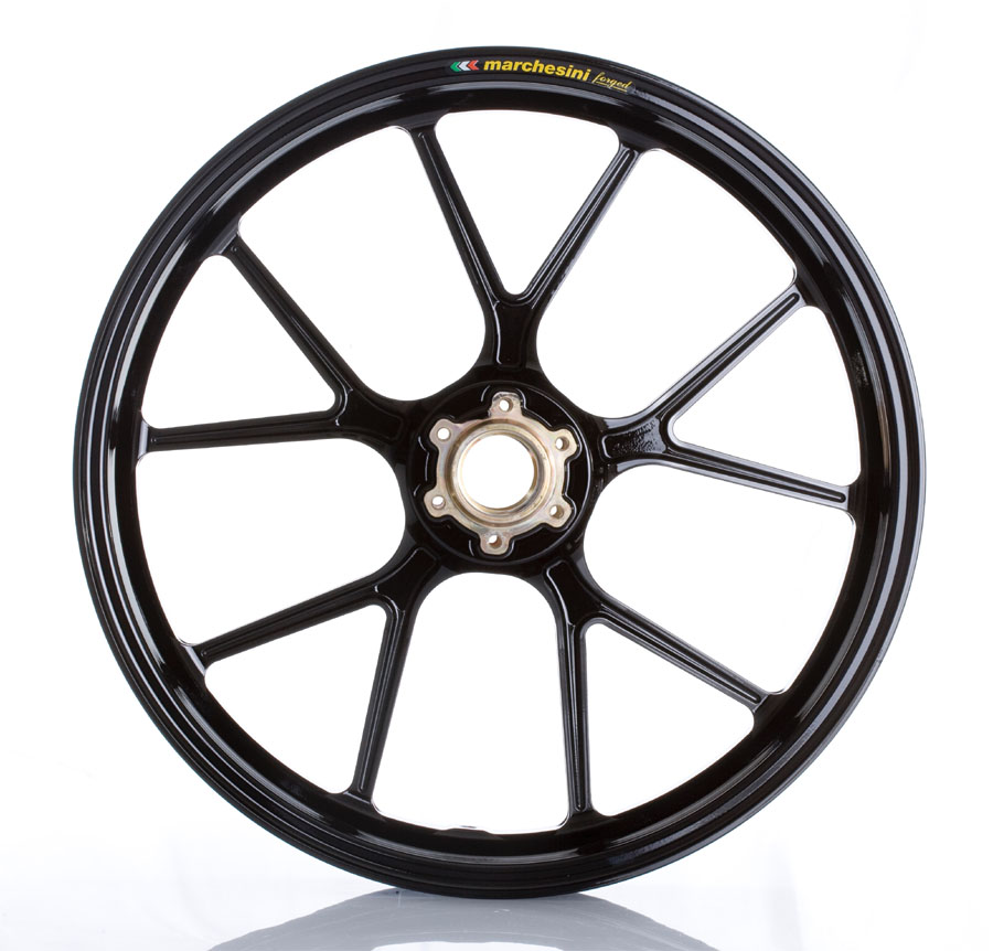 "Magnesium Forged 17 inch, ""M10RS-Corse"",   FRONT"