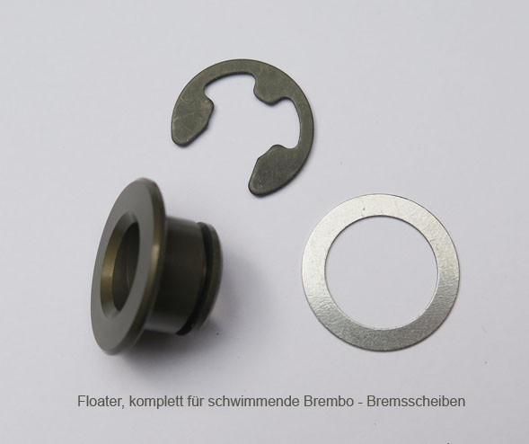 Floater Brembo for floating Brembo discs