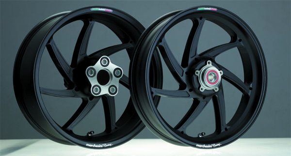 Marchesini Forged Alu 7-Spoke, M7RS-GENESI