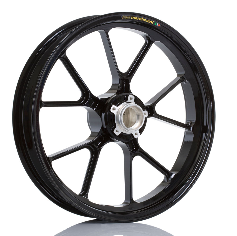 "Alu Forged 17 inch, ""M10RS Kompe"",  FRONT"