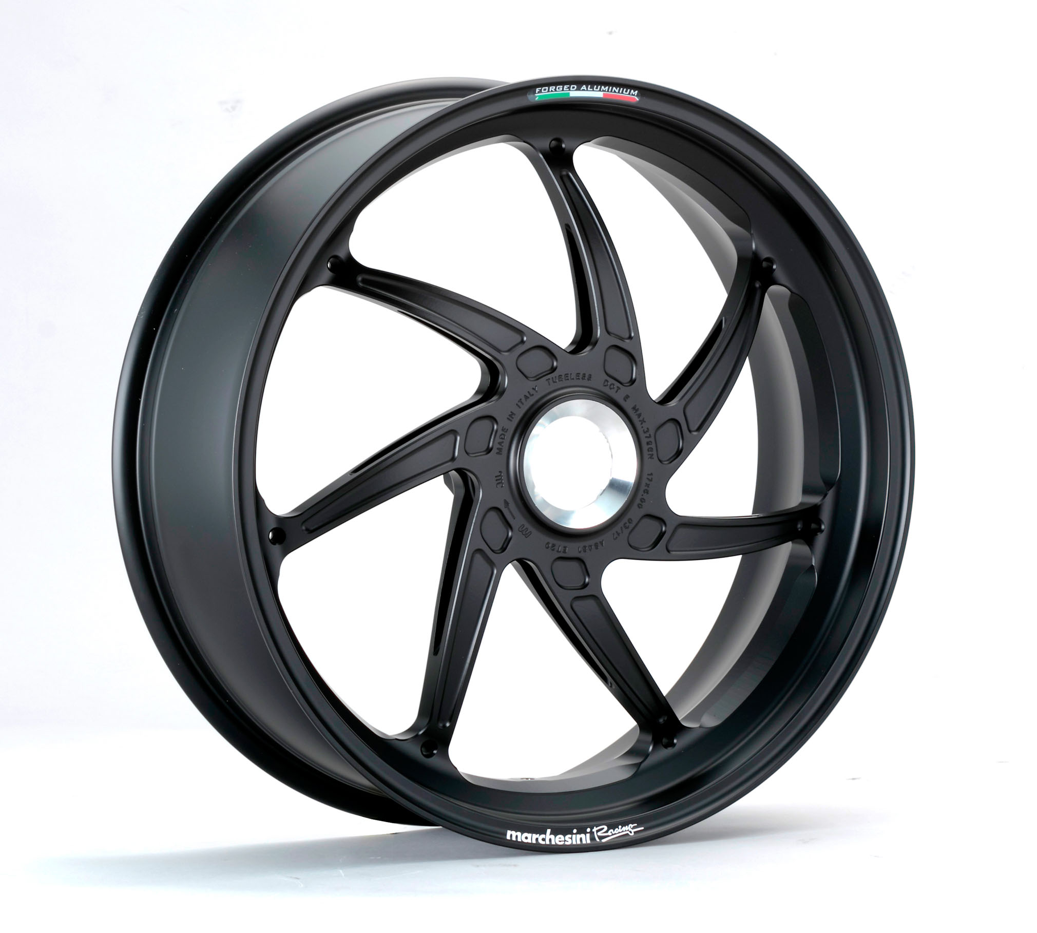 "Alu Forged 17 inch, ""Genesi M7RS"" REAR Single ARM"