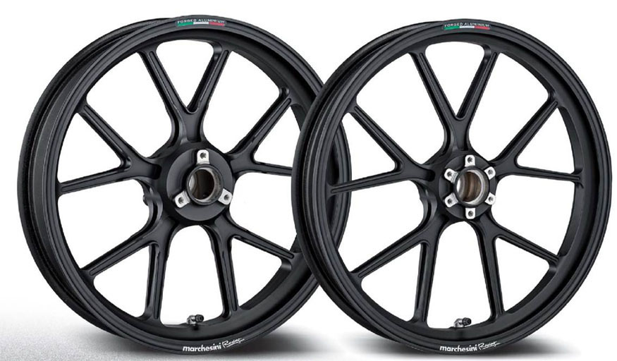 Marchesini Forged 10-spoke Moto 3/300 Supersport, M10RS