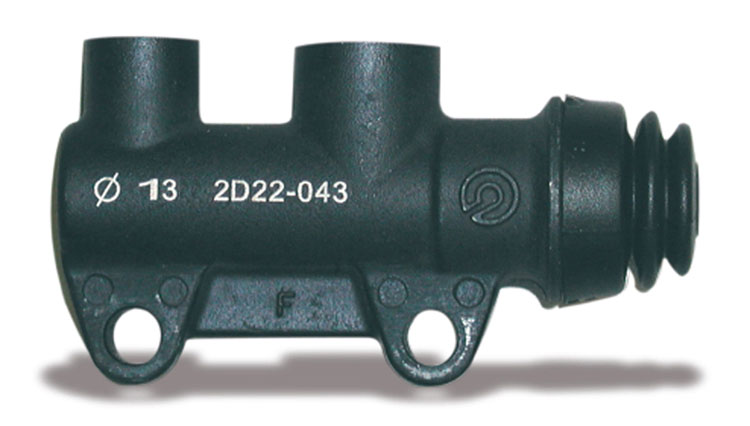Brembo Rear Master Cylinder PS 13, for Thumb master cylinder