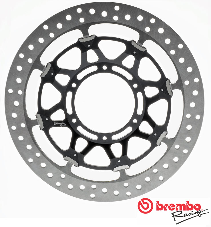 Brembo Racing Brake Disc T-Drive for Kawasaki ZX10RR 08C86961