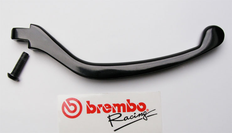 Brembo half lever, short, for XR-Radial