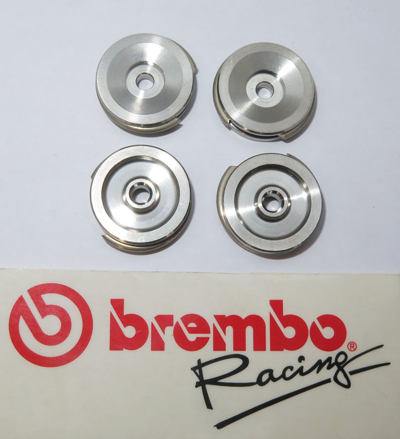 Brembo Radiator-kit for Brake Pads for Endurance Racing Caliper