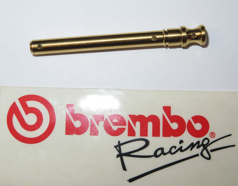 Brembo Brake Pad Spindle for Racing Calipers