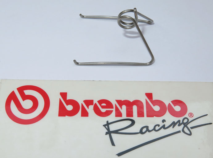 Brembo Brake Pad Spring for Racing Caliper