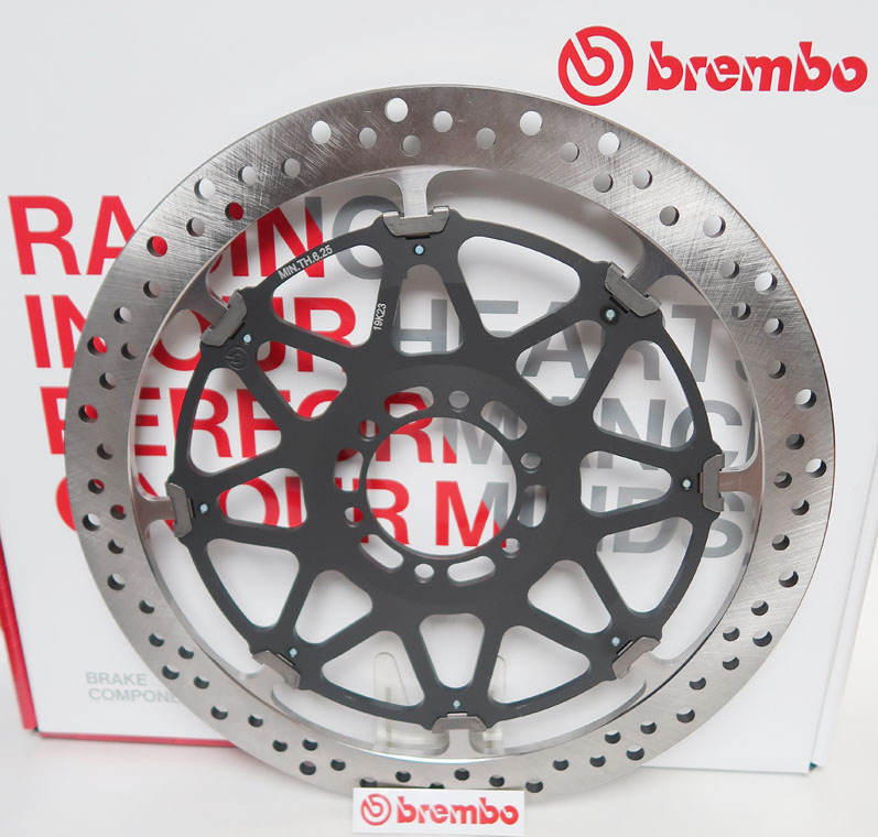 Brembo Racing Brake Disc T-Drive for BMW HP4 Race OE XB6E5D0